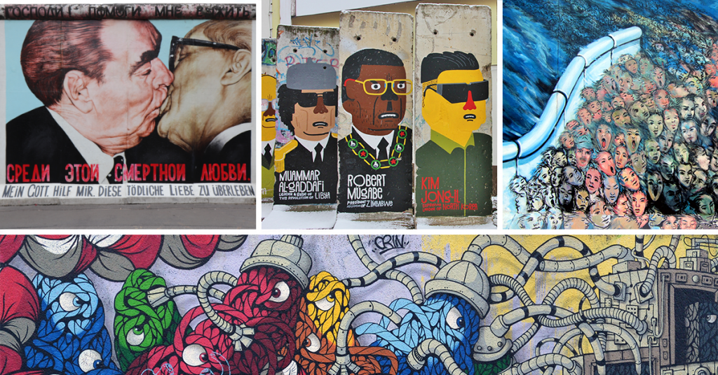 The-Berlin-Wall-&-Tourism